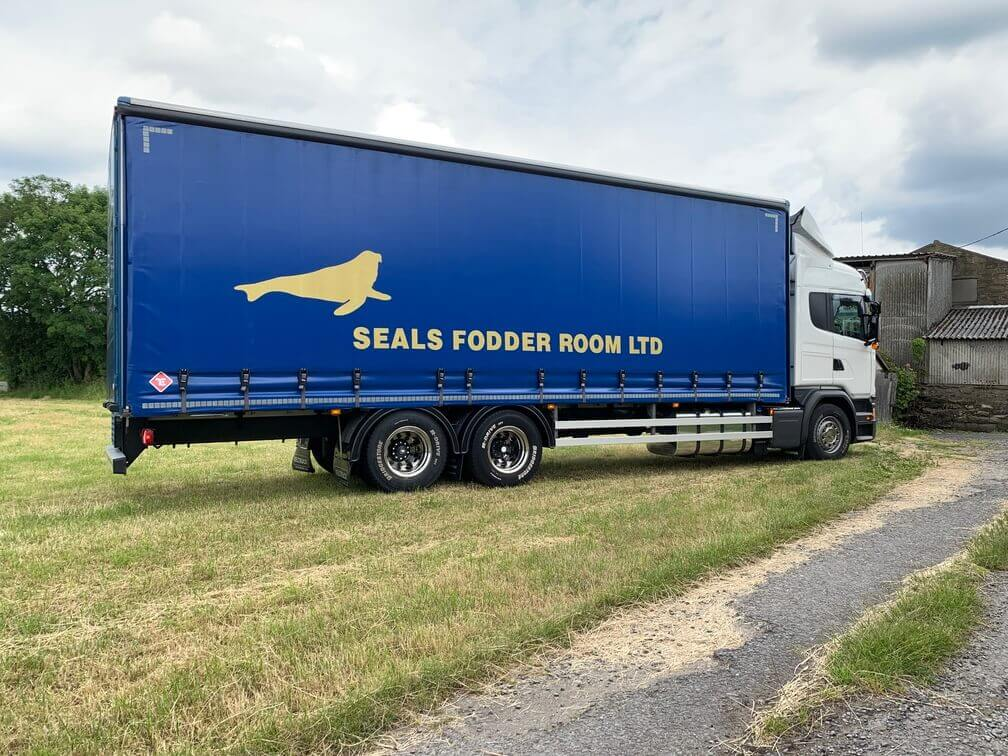 Sealsfodder Lorry image